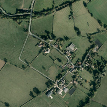 Chadwell, satellite view